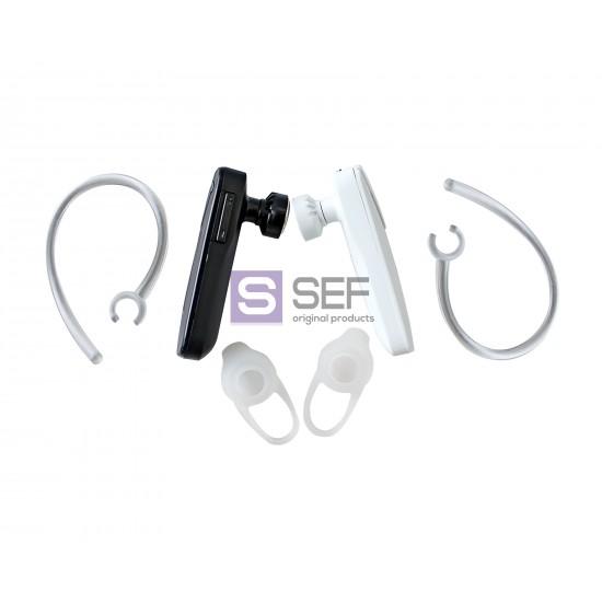 Bluetooth гарнитура Jabra Discover Freedom (белая, черная)