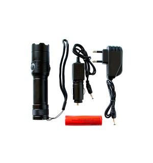 Ручной светодиодный фонарь 803-T6
