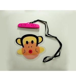 Водонепроницаемый чехол Monkey для всех мобильных телефонов