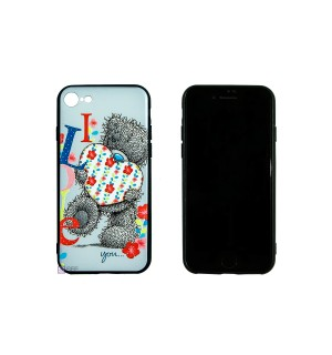 Чехол-накладка 3D Lovely Bear для Apple IPhone 7