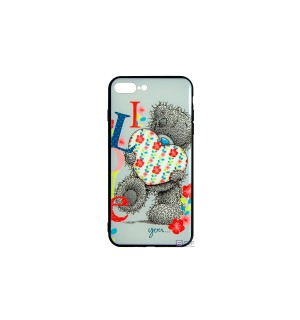 Чехол-накладка 3D Lovely Bear для Apple IPhone 7Plus