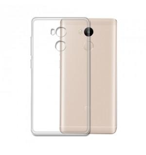 Прозрачный силиконовый чехол для Xiaomi Redmi 4 prime/pro