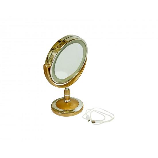 Зеркало настольное с подсветкой Illuminated JX 520