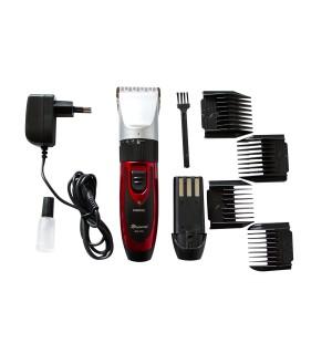 Машинка для стрижки волос Pro Gemei GM 550 (с 2 мя аккумуляторами)