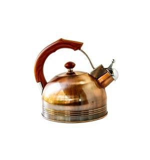 Чайник Giakoma G 3304 со свистком на 2,5 л
