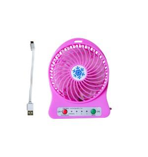 Настольный вентилятор Portable fan Mini fan 3 скорости