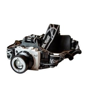 Налобный фонарь LED Headlight P-1005-T6 4 режима