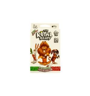 Настольная карточная игра Danko Toys The royal bluff Съедобное-несъедобное 56 карт
