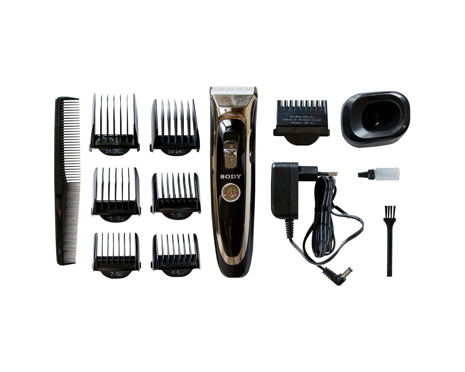 Машинка для стрижки волос SODY SD 2022 Professional