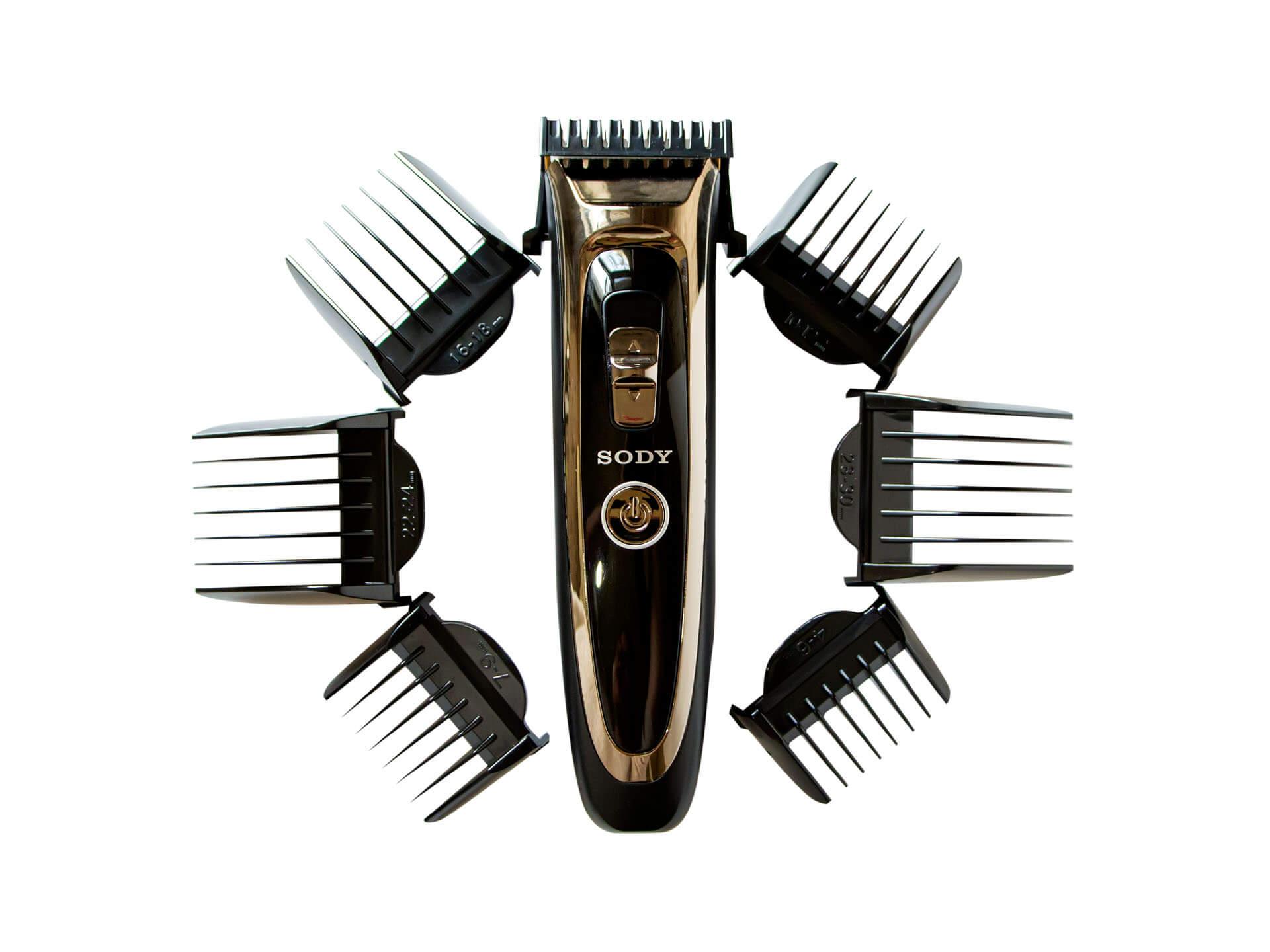 Машинка для стрижки волос SODY SD 2022 Professional 3